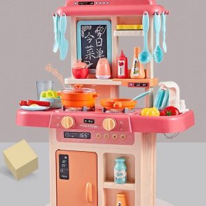 Mega Kitchen Set For Girls