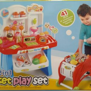 Market Play Set